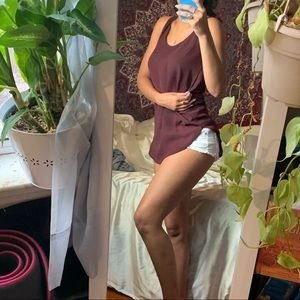 New urban outfitters long tunic tank